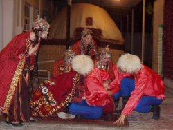 Turkmenistans kulturen 9 tage for Ersari hotel